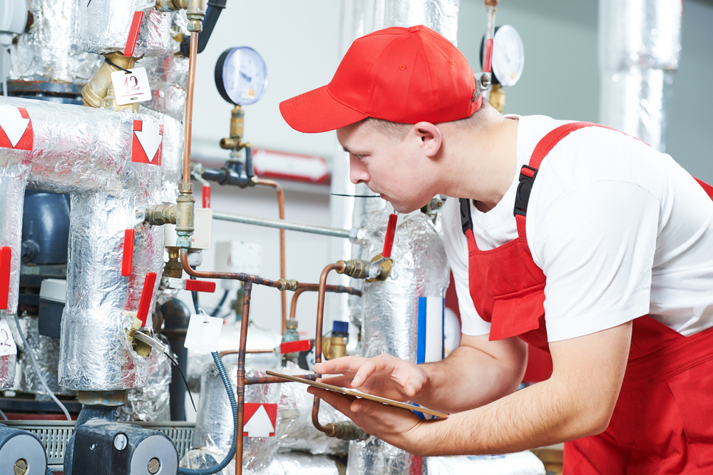 What's involved in consistent heating maintenance?